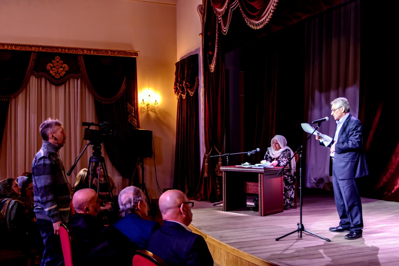 В Театре поэзии стартовала Неделя кумыкской поэтической, театральной, музыкальной культуры