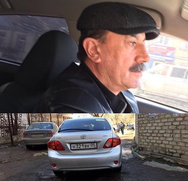 Такси «Удача» бесплатно катает по Махачкале