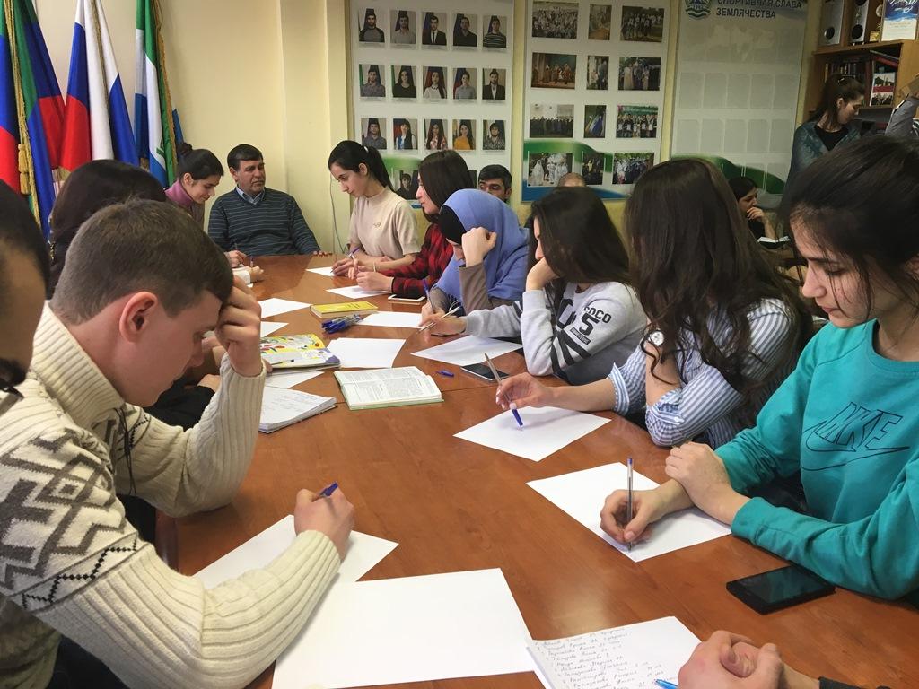 Курсы лезгинского языка открылись в Ростове-на-Дону