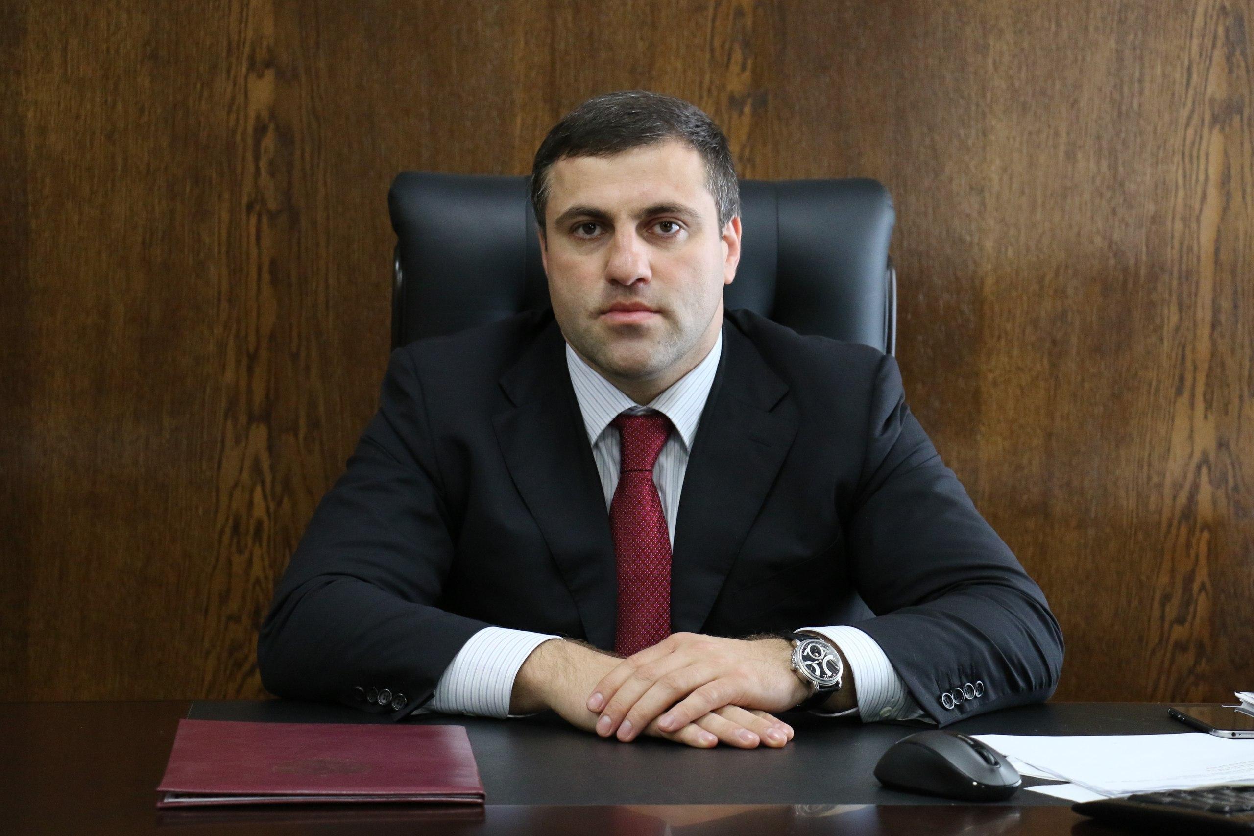 Поздравление Салиха Сагидова с Днем защитника Отечества