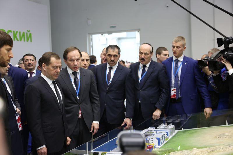 Дагестан презентовал на Российском инвестиционном форуме проект «Развитие международного круизного судоходства по Каспийскому морю»