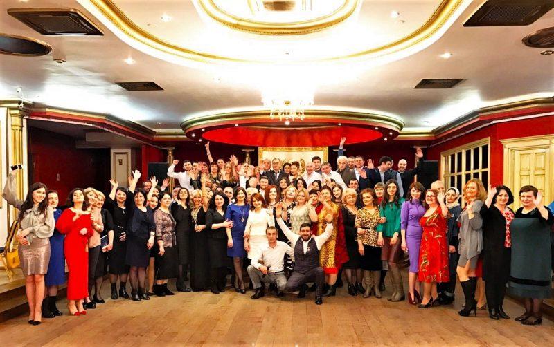 Московский центр культуры «Дагестан» отметил Навруз