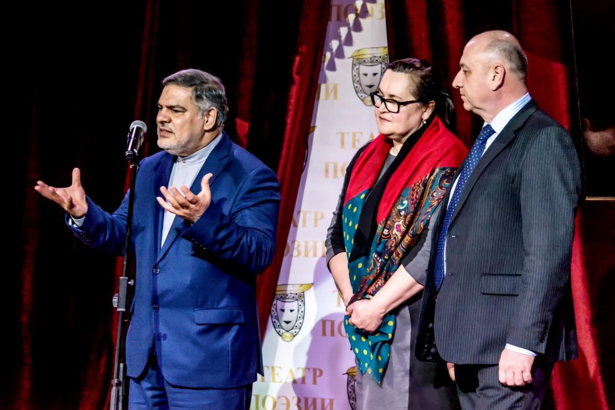 В Театре поэзии объявлены победители конкурса чтецов