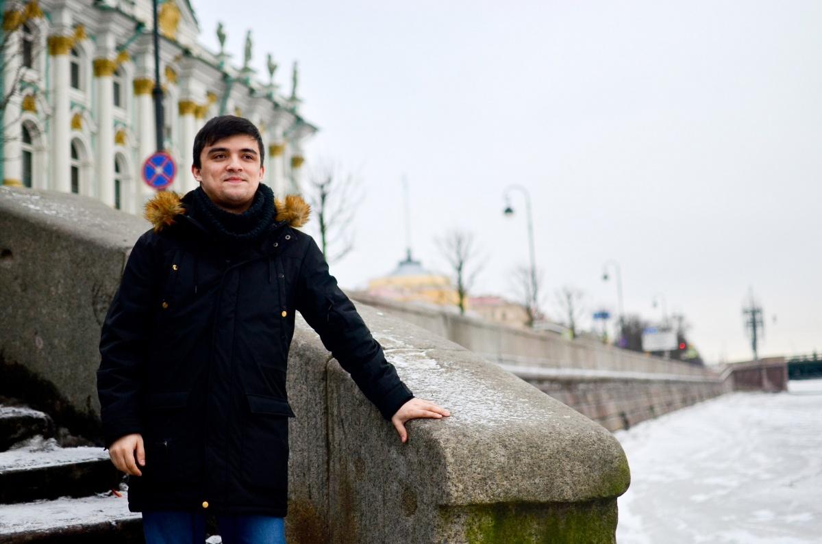 Ариф Базанаев: «Когда поступите к нам в РУДН – не стесняйтесь и знакомьтесь»