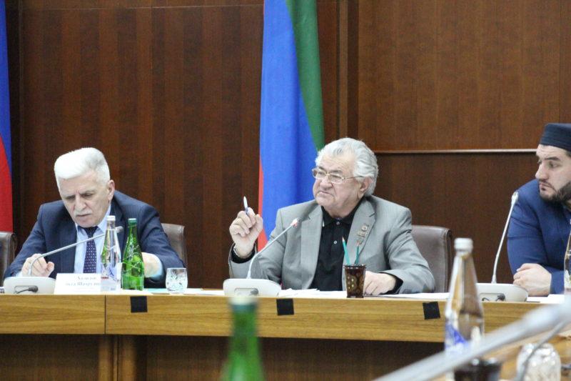 Самый  национальный БАНК: Формирование культурной политики Дагестана