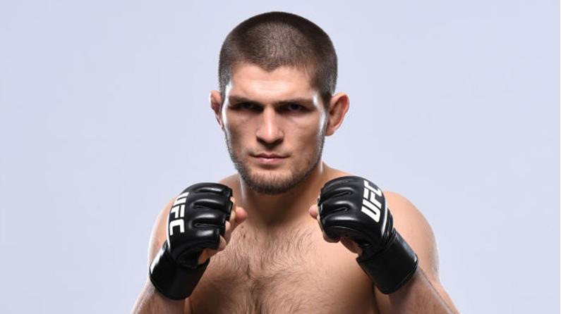 Хабиб Нурмагомедов будет в порядке через пару недель – тренер бойца