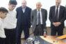 В гимназии Махачкалы открыли Центр робототехники