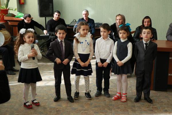 В Магарамкентском районе  отметили юбилей лезгинского поэта Алирзы Саидова