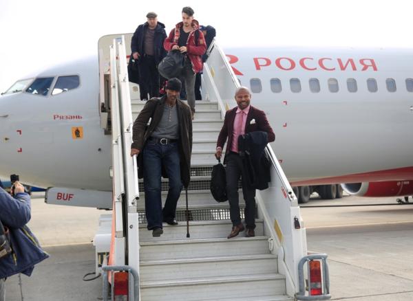 Легендарный боксер Шейн Мозли посетил Дагестан