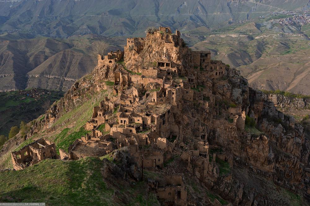 Дагестан – страна усопших городов