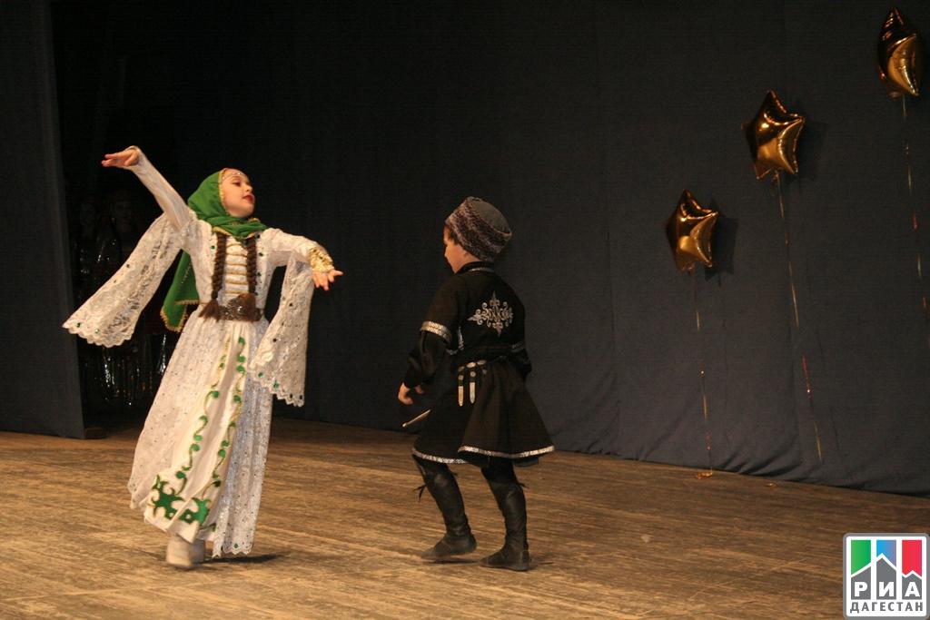 «Хрустальные звездочки 2017» зажглись в Махачкале