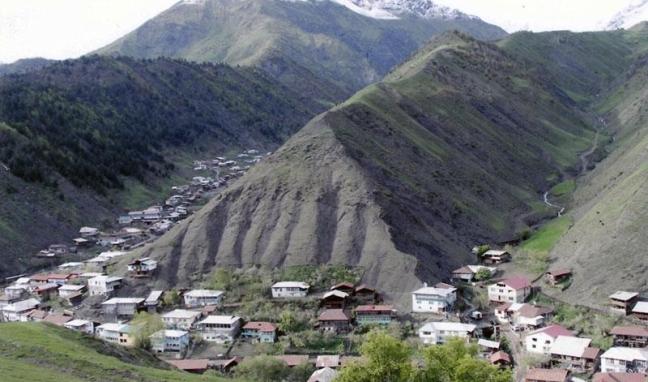 В Дагестане в районе высокогорного селения Бежта произошло землетрясение