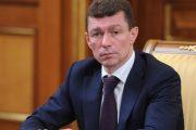 Абдулатипов наградил министра труда и соцзащиты РФ Топилина орденом за заслуги перед Дагестаном