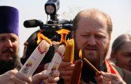 В Дагестан прибудет благодатный огонь из Иерусалима