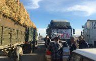 Рамазан Абдулатипов обещал держать под контролем проблему с дальнобойщиками