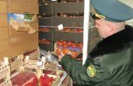 В Дагестане не разрешили завозить овощи из Азербайджана
