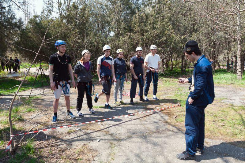 В Махачкале стартовали состязания по спортивному туризму