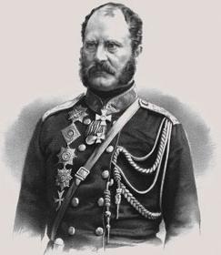 Наместник Кавказа и главнокомандующий кавказской армией генерал от инфантерии А.И. Барятинский