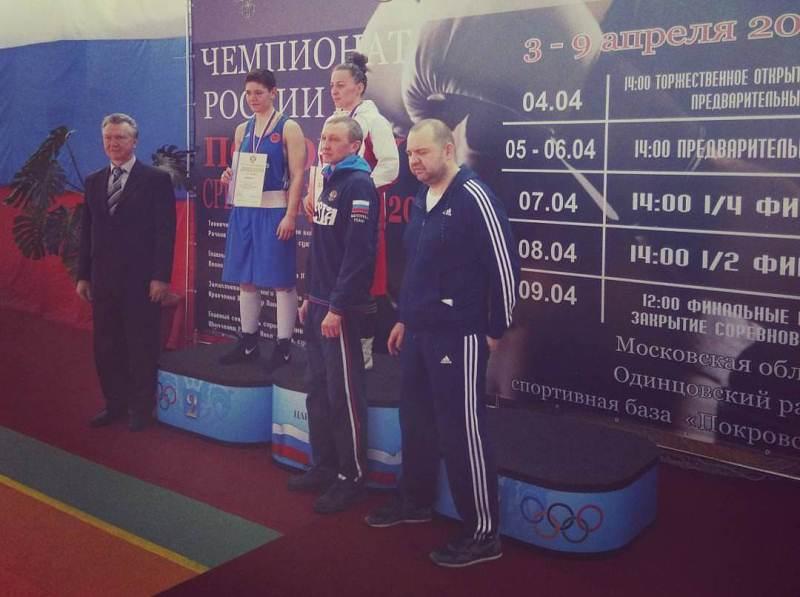 Дагестанка стала чемпионкой России по боксу