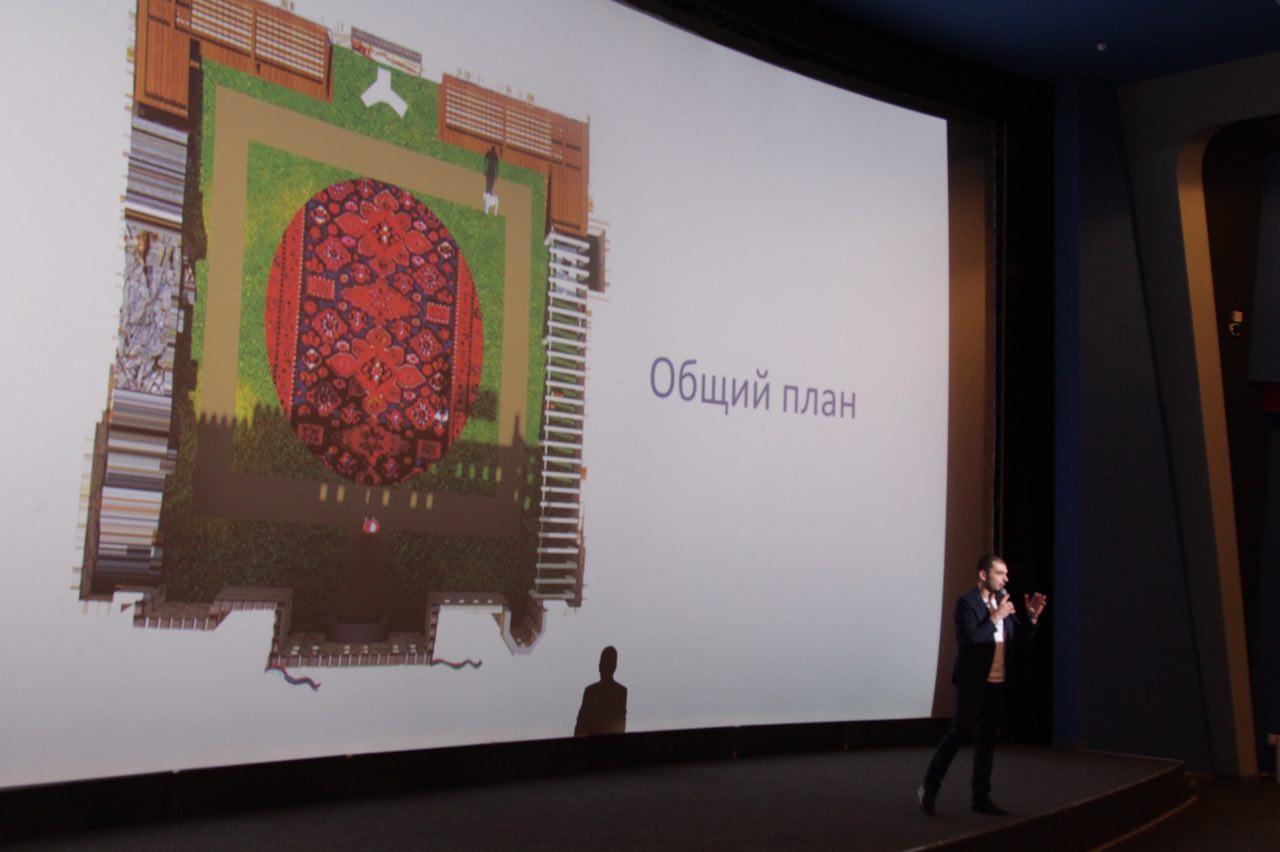 В Махачкале провели презентацию XIX Всемирного фестиваля молодежи и студентов