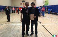 Дагестанец взял бронзу на чемпионате России по настольному теннису среди глухонемых