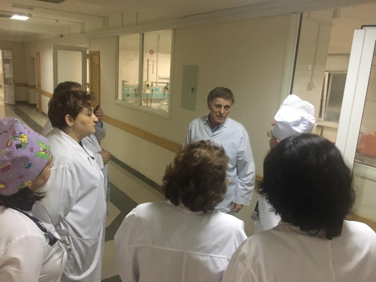 Минздрав: У большинства пациентов из Агвали минно-взрывные травмы