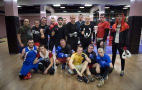 Всероссийские спортивные сборы для лечащейся от наркозависимости молодежи проходят в Избербаше