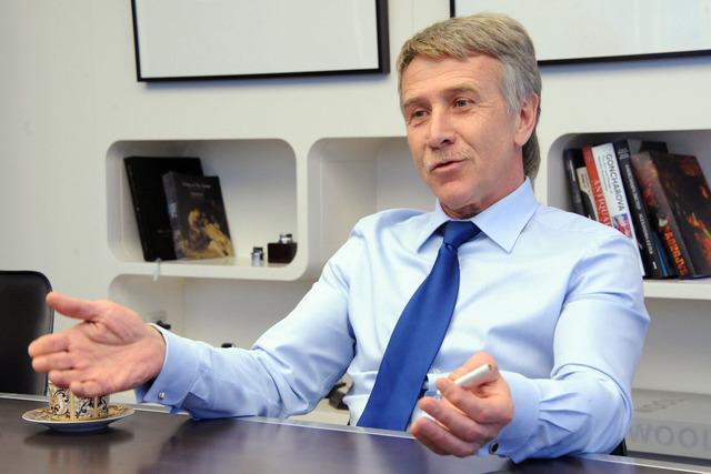 Самым богатым человеком в России стал уроженец Дагестана