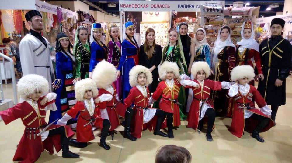 Кавказская сюита в Москве