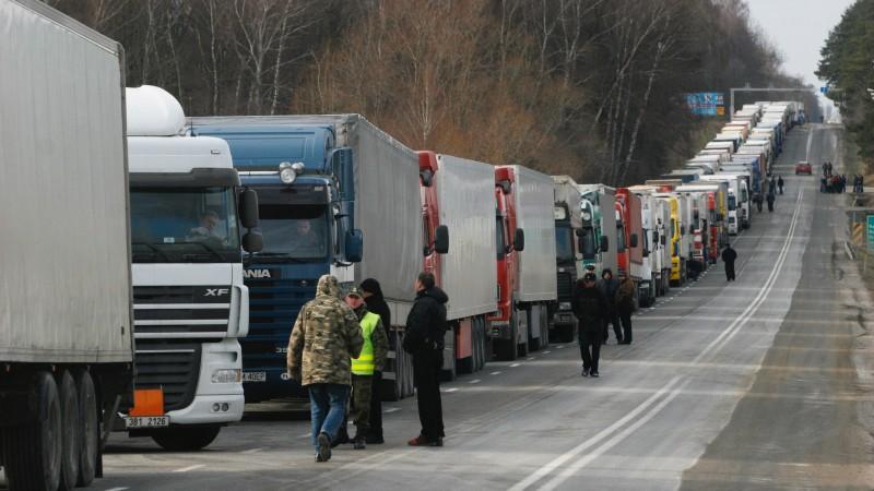 Минтранс Дагестана: Ряд СМИ публикуют необъективную информацию о протесте дальнобойщиков