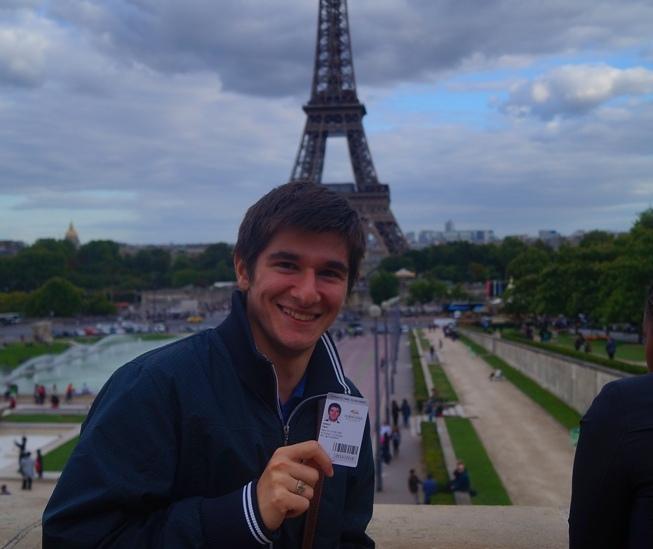 Магистрант ДГУ будет преподавать русский язык в Париже