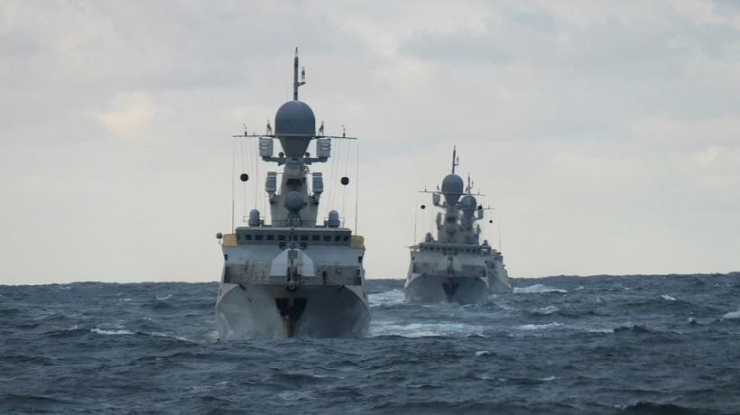 Внезапная проверка боевой готовности началась в Каспийской флотилии
