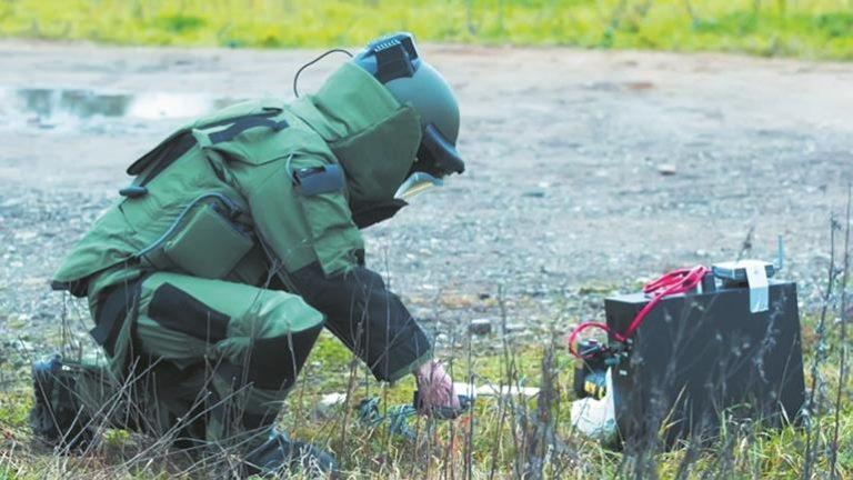 В Дагестане взорвали 40-килограммовую бомбу лидера махачкалинских боевиков