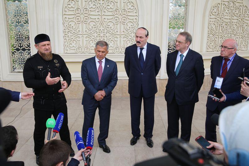 Абдулатипов: «Мы очистили Дагестан от террористического подполья»