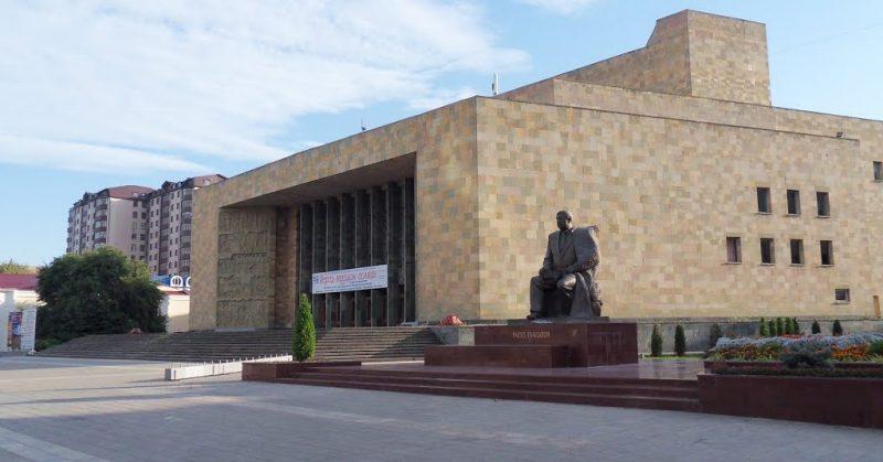 В Русском театре им. Горького готовятся к завершению сезона
