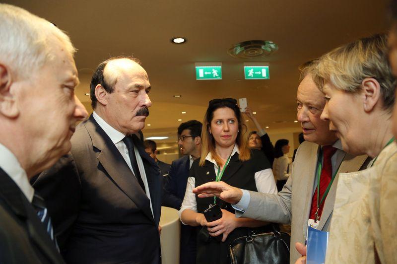 Дагестанская делегация приняла участие в работе Ассамблеи народов Евразии