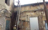Пожар на заброшенных складах в Махачкале полностью ликвидирован - МЧС