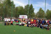 Напряги на поле: Московские дагестанцы провели открытый турнир по футболу