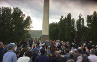 На акцию протеста в Махачкале пришли около 150 человек