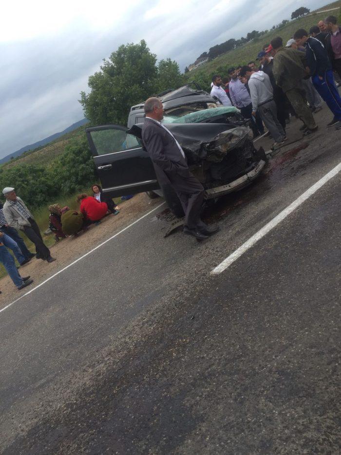 Один человек погиб, четверо пострадали в ДТП в Дербентском районе