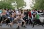 Махачкала разная. 1 мая она превращается в улицу Ленина. Фоторепортаж
