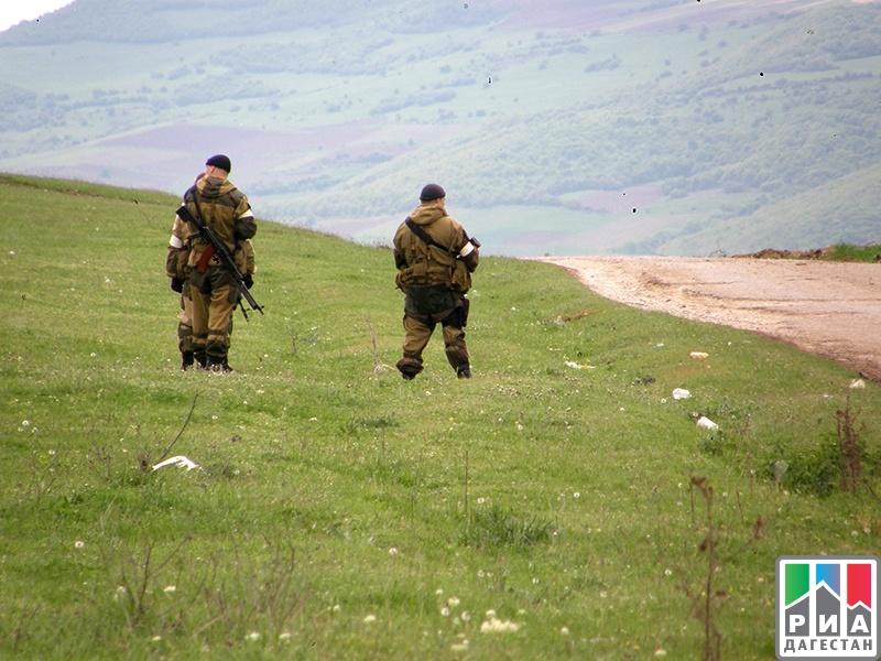 Режим КТО введен в одном из сел Хунзахского района