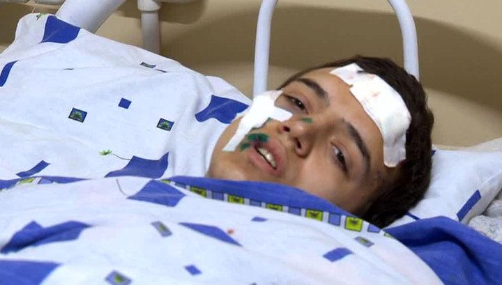 Десять из одиннадцати пострадавших при взрыве гранаты в селе Агвали выписаны домой