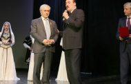Абдулатипов наградил судью Гадиса Гаджиева за любовь к родной земле