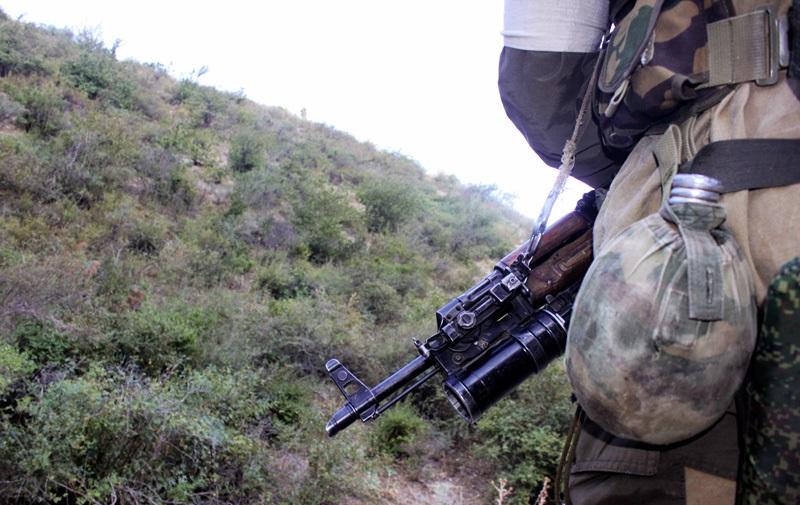 В Хасавюрте ликвидировали двух боевиков