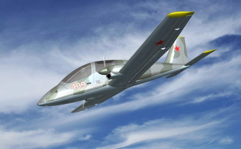 Дагестанский завод создал многоцелевой самолет МАИ 411