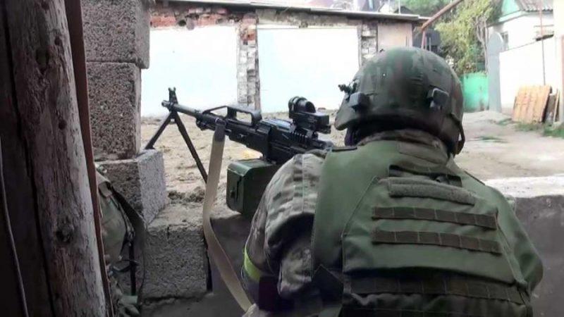В Дагестане ликвидирован напавший на силовиков мужчина