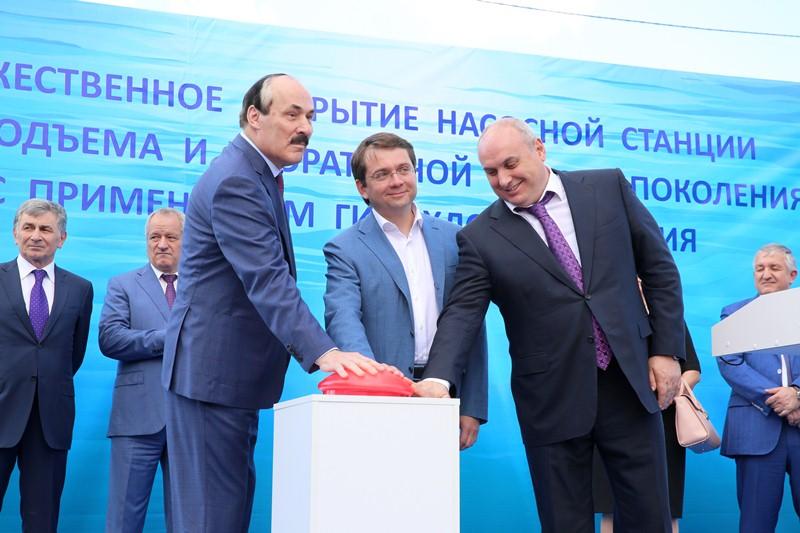 Замминистра ЖКХ России отметил успехи Дагестана
