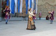 В Махачкале прошел IV фестиваль народного творчества «Маленькие горцы»