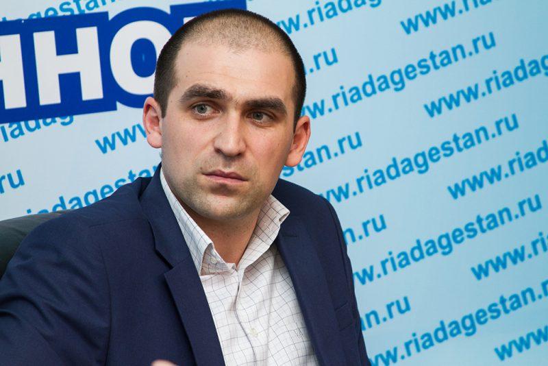 Заур Курбанов назначен заместителем руководителя администрации главы и правительства Дагестана